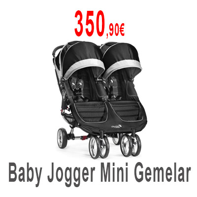 Baby Jogger City Mini Gemelar