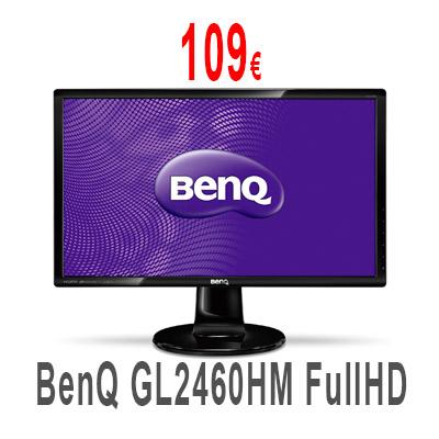 BenQ GL2460HM FullHD