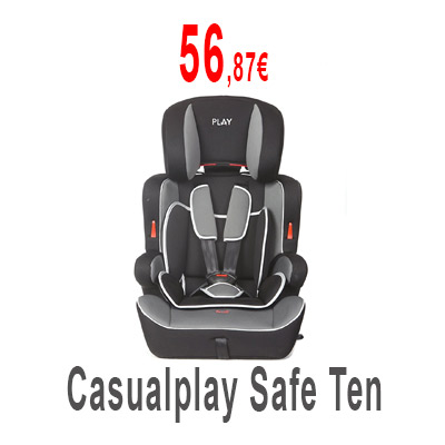 Casualplay Safe Ten