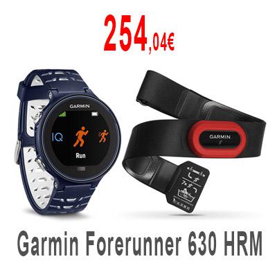 Garmin Forerunner 630 HRM