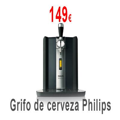 Grifo de cerveza Philips