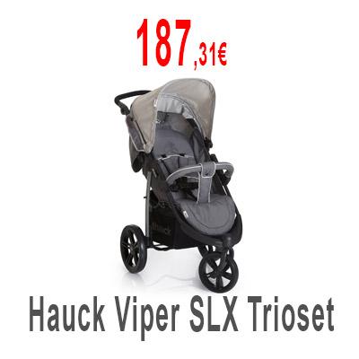 Hauck Viper SLX Trioset