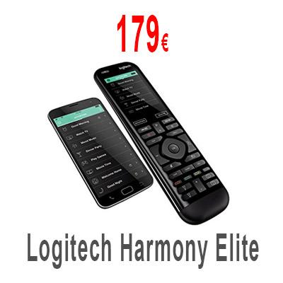 Logitech Harmony Elite