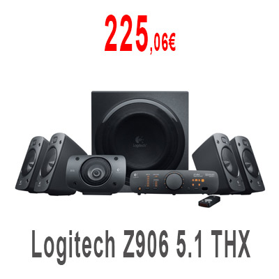 Logitech Z906 5.1 THX