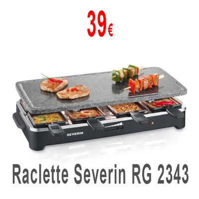 Raclette Severin RG 2343