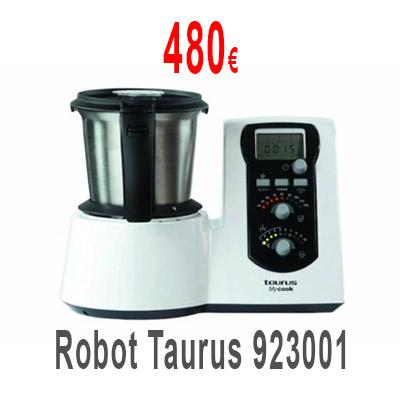 Robót de cocina Taurus 923001