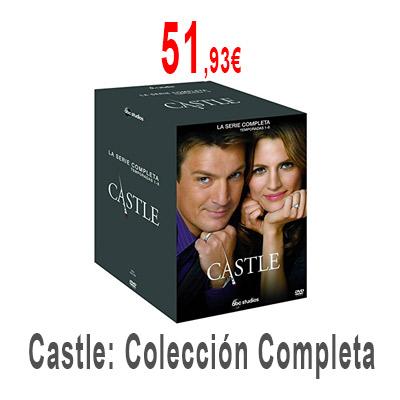 Castle: Colección Completa