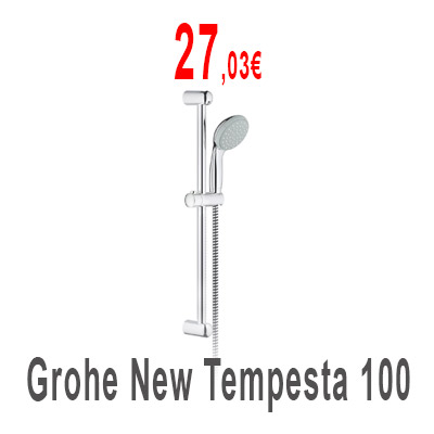 Grohe New Tempesta 100