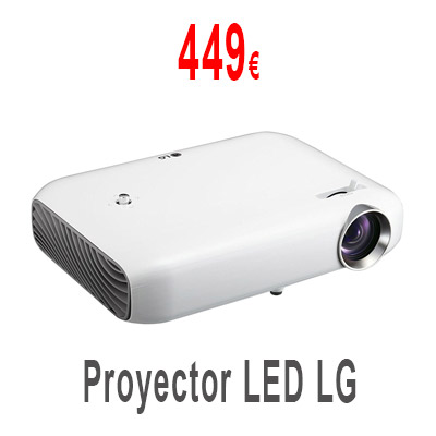 Proyector LED LG