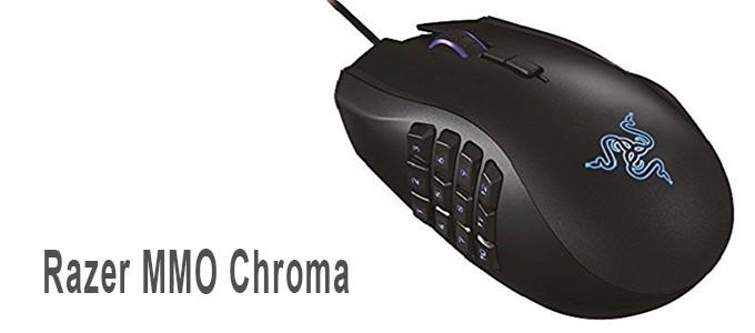 Ratón Razer MMO Chroma