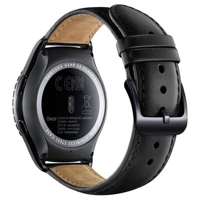 Vista trasera del Samsung Gear S2 Classic