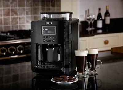 La cafetera Krups EA8150 en tu cocina