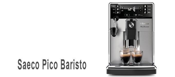 Cafetera Saeco Pico Baristo HD8924-01