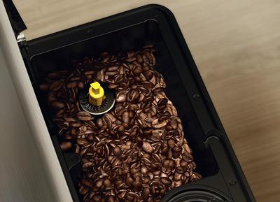 Depósito de café en grano con molinillo de la cafetera Saeco Pico Baristo HD8924-01