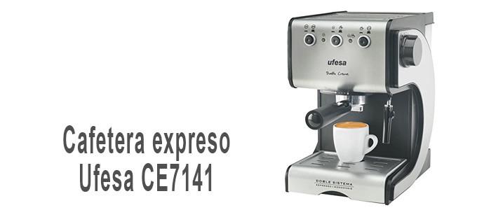 Cafetera expreso Ufesa CE7141