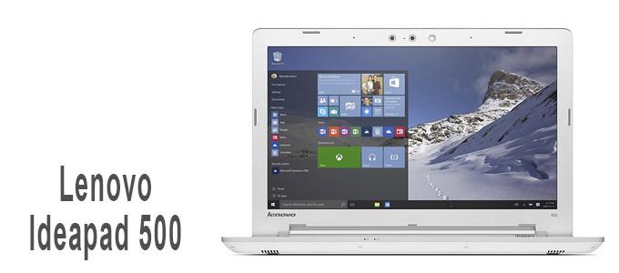 Portátil Lenovo Ideapad 500-15ISK