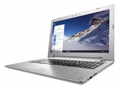 Vista general del portátil Lenovo Ideapad 500-15ISK