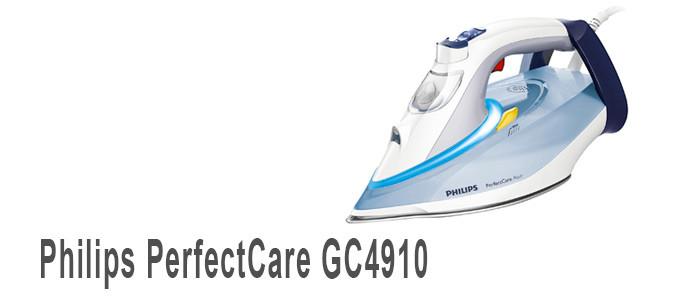 Plancha de vapor Philips PerfectCare GC4910