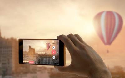 Cámara del móvil Sony Xperia Z5 Premium