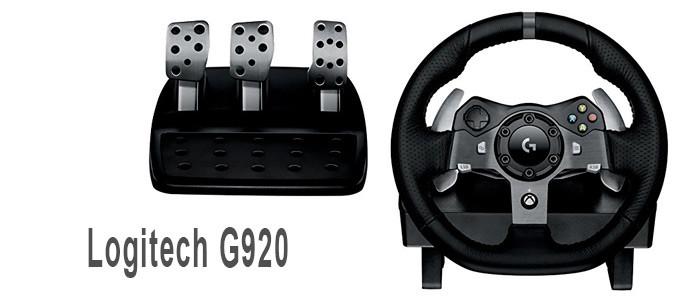 Volante Logitech G920