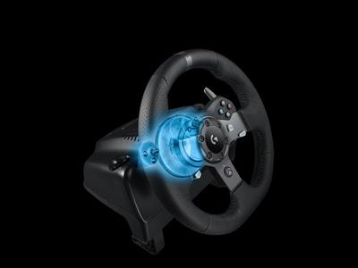 Calidad empleada en el volante Logitech G920