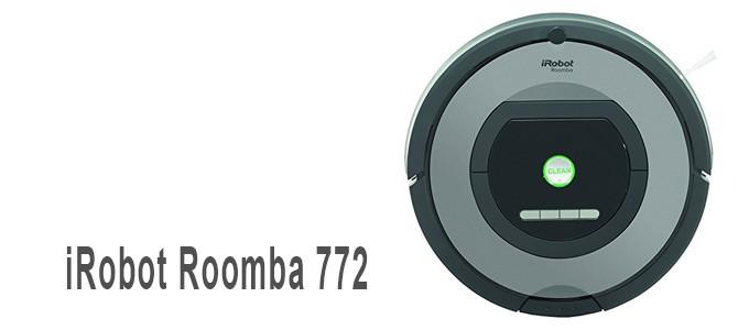 Robot Aspirador iRobot Roomba 772