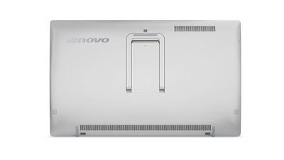 Vista posterior del Lenovo Yoga Home 900