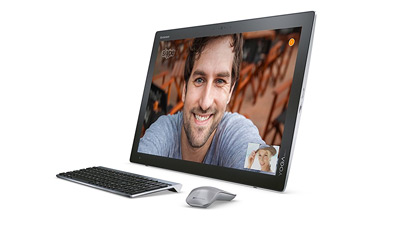Vista general del Lenovo Yoga Home 900
