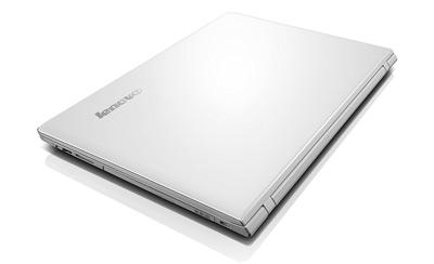 Portátil Lenovo Z51-70 con Intel i5 cerrado