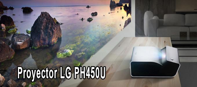 Proyector LG PH450U