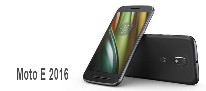 SmartPhone Moto E 2016