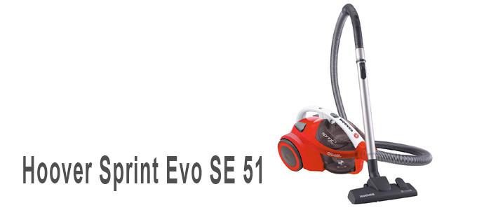 Aspiradora Hoover Sprint Evo SE 51