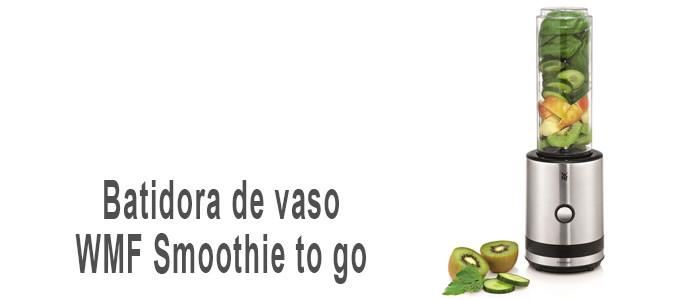 Batidora de vaso WMF Smoothie to go
