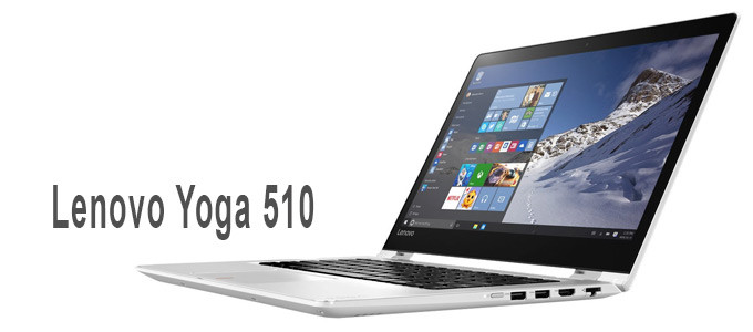 Convertible Lenovo Yoga 510
