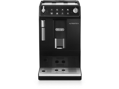 Vista general de la cafetera DeLonghi Autentica