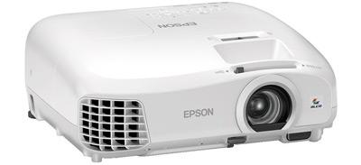 Vista general del proyector Epson EH-TW5210