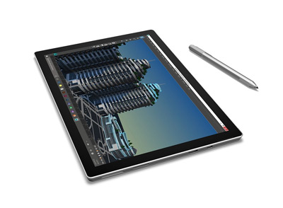 Vista general de la Surface Pro 4