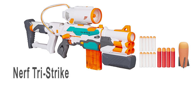 Nerf Tri-Strike