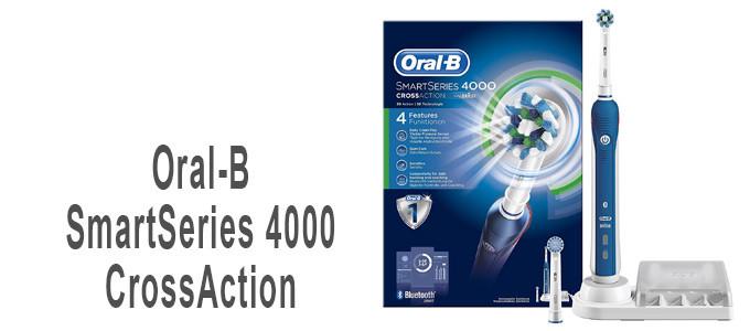Oral-B SmartSeries 4000 CrossAction