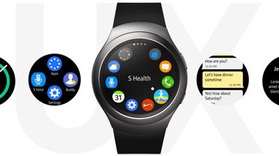 Muchas aplicaciones disponibles pra el SmartWatch Samsung Gear S2 Sport
