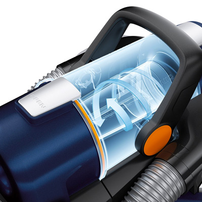 Tecnología ciclónica de la aspiradora Electrolux UltraFlex Classic
