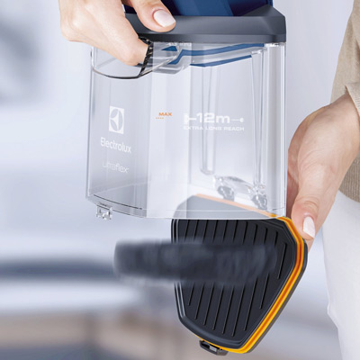 Depósito de la aspiradora Electrolux UltraFlex Classic