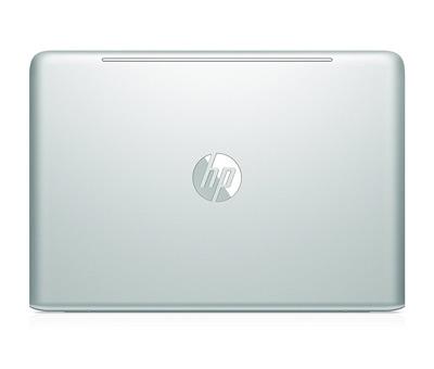 Vista superior del portátil HP ENVI 13