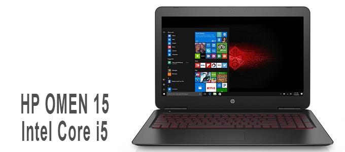 Portátil HP OMEN 15 con Intel Core i5