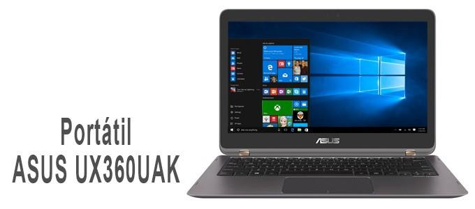 Portátil ASUS UX360UAK