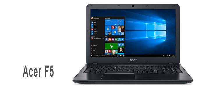Portátil Acer F5