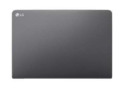 Vista superior del portátil UltraSlim LG 14Z960