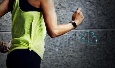 Samsung Gear Fit 2 con GPS