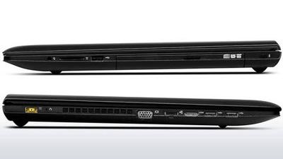 Laterales del portátil Lenovo G70-80