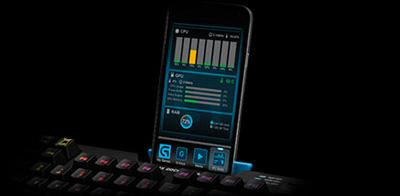 Tecnología ARX Control integrado del teclado gaming Logitech G910 Orion Spectrumes